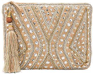 Star Mela Mukti Embroidered Clutch