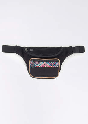 WildFang Bumbag Thornberry Deluxe Fanny Pack |Wildfang - bumbag Thornberry Deluxe Fanny Pack - BLACK - OS
