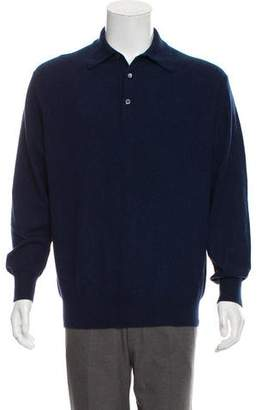 Valentino Cashmere Sweater Polo