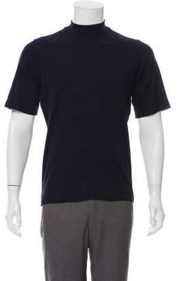 Patrik Ervell Short Sleeve Knit Shirt