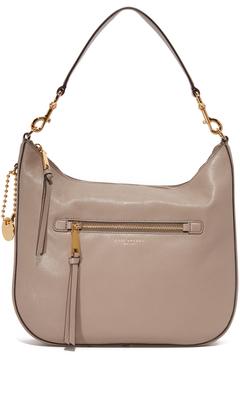 Marc Jacobs Recruit Hobo Bag $495 thestylecure.com