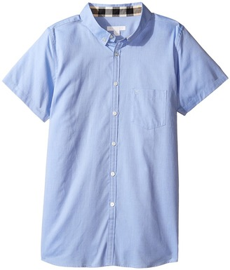 Burberry Kids - Fred Pocket Tee Boy's T Shirt $110 thestylecure.com