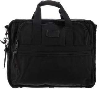 Tumi Canvas Large Briefcase