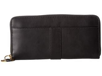 Frye Ilana Harness Zip Wallet