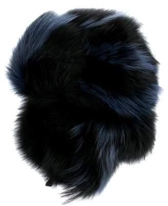 Moncler Fur Trapper Hat w/ Tags