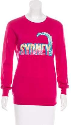 Markus Lupfer Sydney Wool Sweater