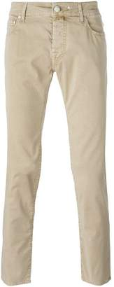 Jacob Cohen regular trousers