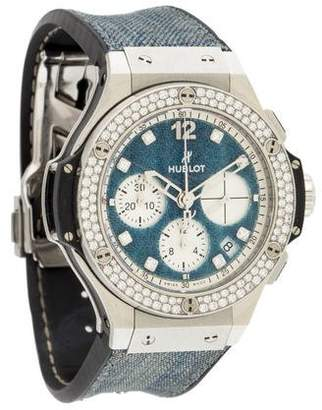 Hublot Big Bang Jeans Watch