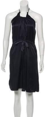 Maison Margiela Mini Halter Dress