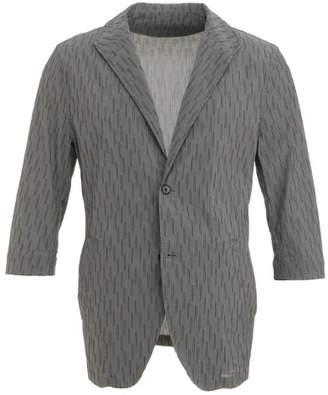 Intermezzo (インターメッツォ) - インターメッツォ 七分袖シャツジャケット