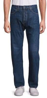 Rag & Bone Five-Pocket Straight-Fit Jeans