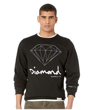 Diamond Supply Co. OG Sign Crew Neck