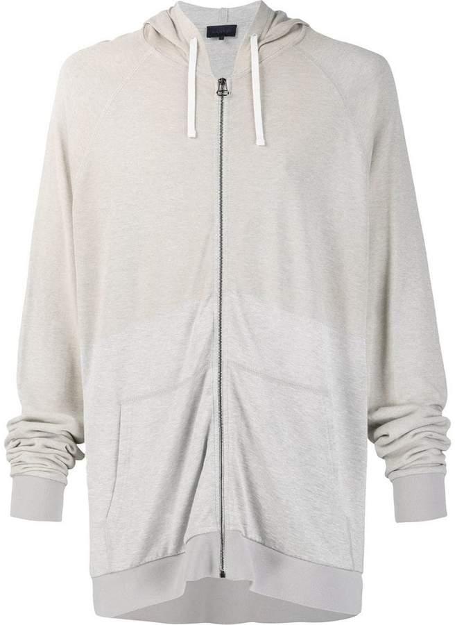 Lanvin loose fit hoodie