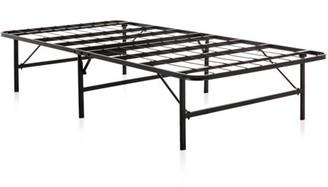 WEEKENDER Weekender Folding Metal Platform Bed Frame, Multiple Sizes