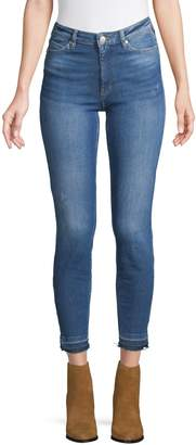 Buffalo David Bitton Leilah Semi High-Rise Jeans
