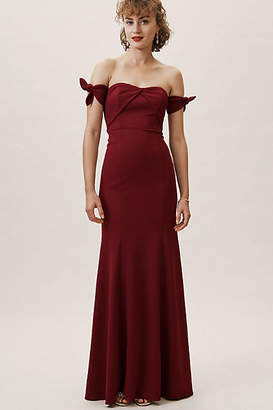 Anthropologie Delilah Wedding Guest Dress