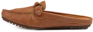 Walnut Melbourne Coco leather slide Tan Shoes Womens Shoes Casual Flat Shoes