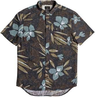 Quiksilver Men's Short Sleeve Shirt