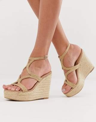fa65981ab11 Steve Madden Platform Wedge Sandals For Women - ShopStyle UK