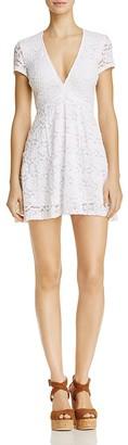 Show Me Your MuMu Ibiza Lace Dress $154 thestylecure.com