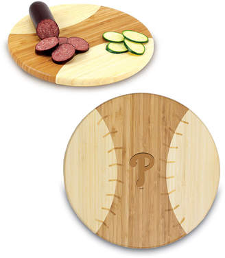 Picnic Time Philadelphia Phillies Engraved Cutting Board