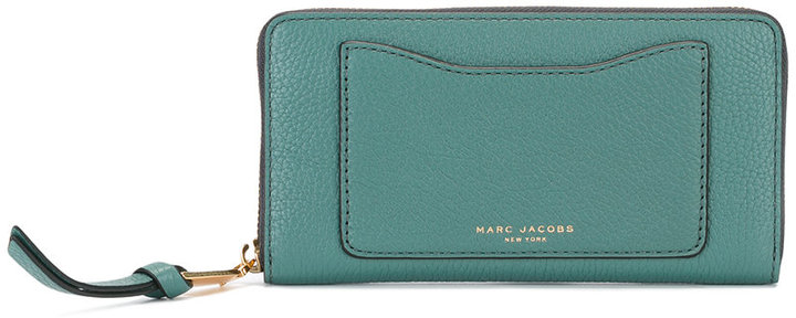 Marc Jacobs Marc Jacobs Recruit standard continental wallet