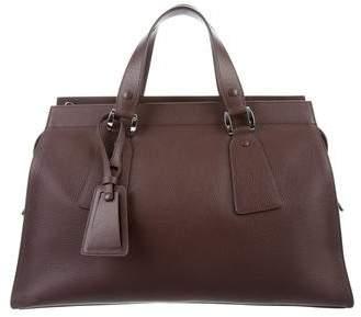 Giorgio Armani Grained Leather Bag