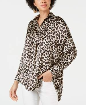 French Connection Leopard-Print Top
