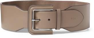 Ralph Lauren Stretch Faux-Leather Belt