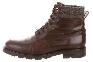 WANT Les Essentiels Leather Ankle Boots