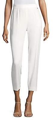 Escada Women's Tsisana Side-Zip Ankle Pants