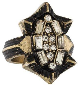 Lulu Frost Stellar Ring $75 thestylecure.com