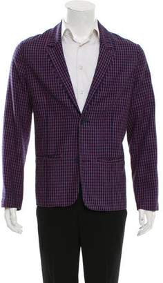 Henrik Vibskov Two-Button Notch-Lapel Blazer