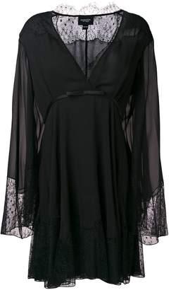 Giambattista Valli lace detail dress