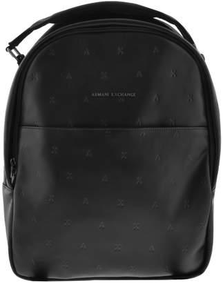 Logo Backpack Black