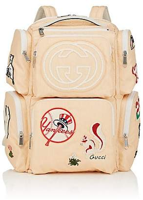 Gucci Men's NY YankeesTM Backpack - Peach