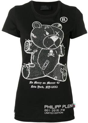 Philipp Plein Pets teddy bear T-shirt