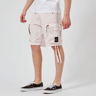 Marshall Artist Men's Garment Dyed Cargo Shorts