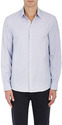 Michael Kors MEN'S COTTON MOULINÉ DRESS SHIRT