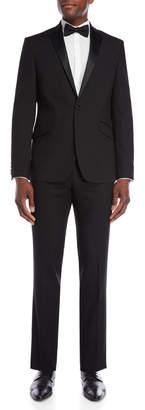 Kenneth Cole Reaction Black Notch Tuxedo