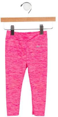 Nike Girls' Logo Atletic Leggings