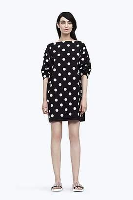 CONTEMPORARY Polka Dot Mini Dress