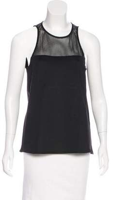 Camilla And Marc Sleeveless Neoprene Top