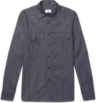Dunhill Slim-Fit Denim Shirt