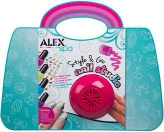Alex Toys Brands Style & Go Nail Studio