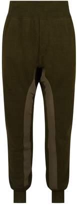 Haider Ackermann Linen Knit Sweatpants