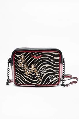 Zadig & Voltaire Xs Boxy Safari Bag