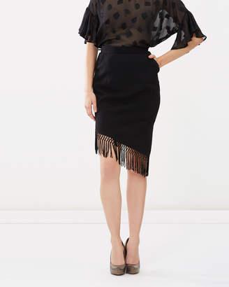 Dahlia Fringe Skirt