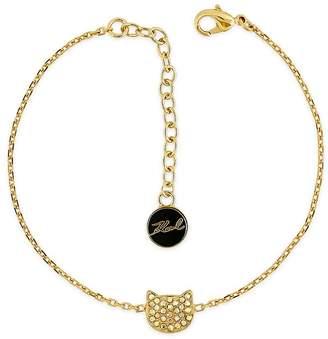 Karl Lagerfeld Paris Silhouette Choupette Bracelet