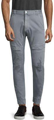 Nxp Slim-Fit Distress Pant